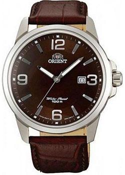 Японские наручные мужские часы Orient UNF6005T. Коллекция Dressy Elegant Gent's фото