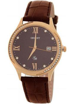 Японские наручные  женские часы Orient UNF8001T. Коллекция Lady Rose