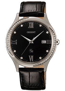 Японские наручные  женские часы Orient UNF8005B. Коллекция Lady Rose