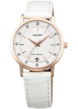 Японские наручные  женские часы Orient UNG6002W. Коллекция Dressy