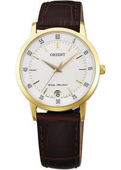 Японские наручные  женские часы Orient UNG6003W. Коллекция Dressy