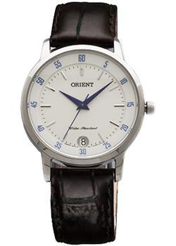 Японские наручные  женские часы Orient UNG6005W. Коллекция Dressy