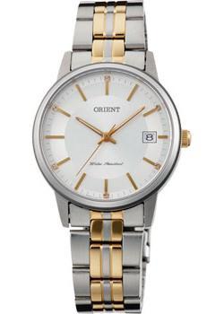 Японские наручные  женские часы Orient UNG7002W. Коллекция Dressy