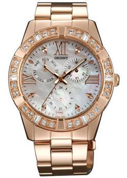 Японские наручные  женские часы Orient UT0B001W. Коллекция Fashionable Quartz