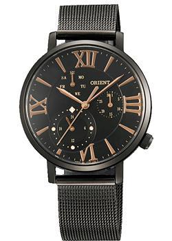 Японские наручные  женские часы Orient UT0E001B. Коллекция Fashionable Quartz