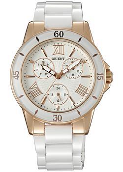 Японские наручные  женские часы Orient UT0F001W. Коллекция Fashionable Quartz