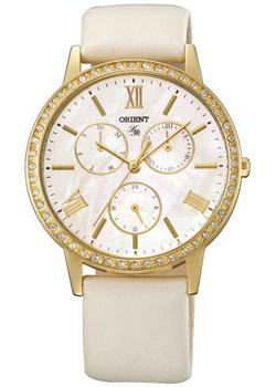 Японские наручные женские часы Orient UT0H004W. Коллекция Lady Rose фото