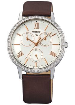 Японские наручные  женские часы Orient UT0H006W. Коллекция Lady Rose