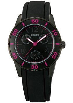 Японские наручные  женские часы Orient UT0J001B. Коллекция Sporty Quartz