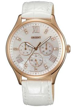 Японские наручные  женские часы Orient UX01002W. Коллекция Fashionable Quartz