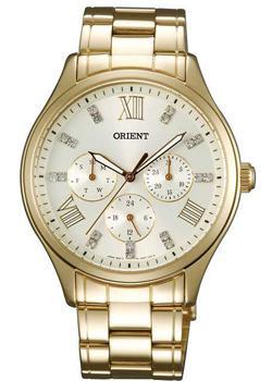 Японские наручные  женские часы Orient UX01003S. Коллекция Fashionable Quartz