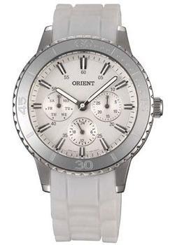 Японские наручные  женские часы Orient UX02004W. Коллекция Sporty Quartz