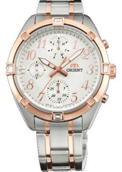 Японские наручные  женские часы Orient UY04002W. Коллекция Fashionable Quartz