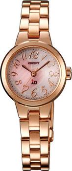 Японские наручные  женские часы Orient WD02002W. Коллекция Solar