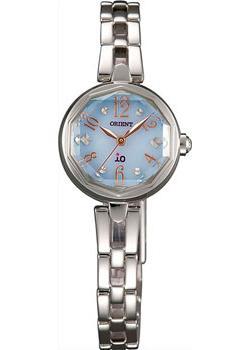Японские наручные  женские часы Orient WD08001F. Коллекция Solar
