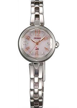 Японские наручные  женские часы Orient WD08001Z. Коллекция Solar
