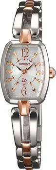 Японские наручные  женские часы Orient WDAC003W. Коллекция Solar