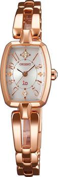 Японские наручные  женские часы Orient WDAC004W. Коллекция Solar