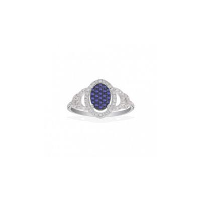 Золотое кольцо  Ювелирное изделие Q14060SVB