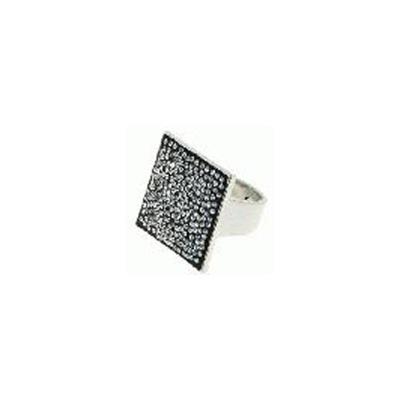 Серебряное кольцо  MY27800