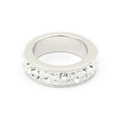 Серебряное кольцо  MYS0403