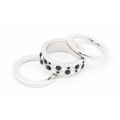Серебряное кольцо  MYS0501