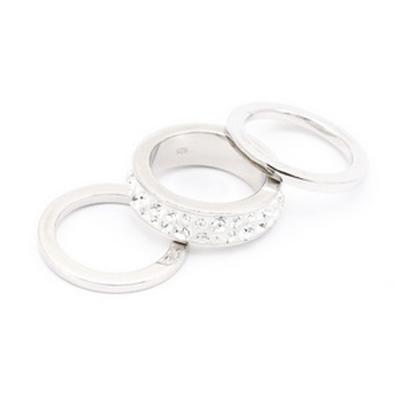 Серебряное кольцо  MYS0503