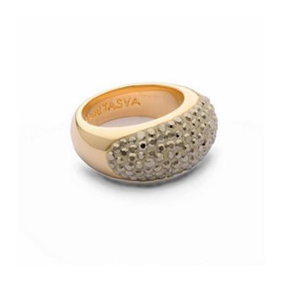 Серебряное кольцо  MYS10227