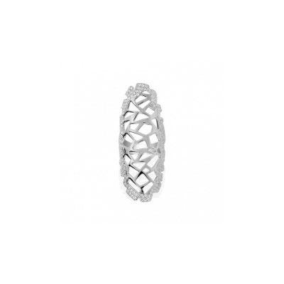 Серебряное кольцо  MYS1502