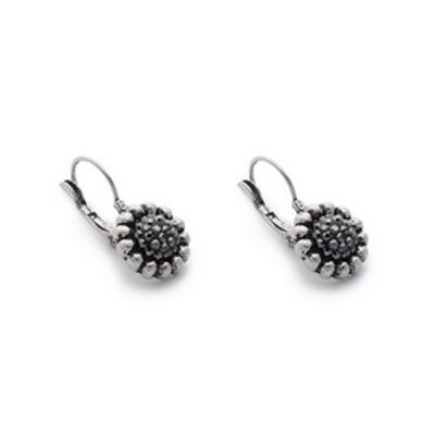 Серебряные серьги  MYS15402A