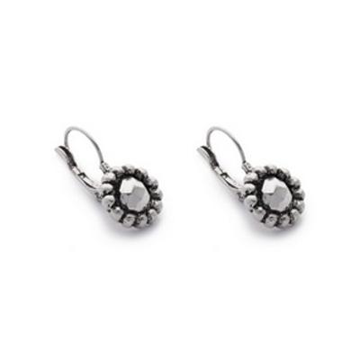 Серебряные серьги  MYS155RH