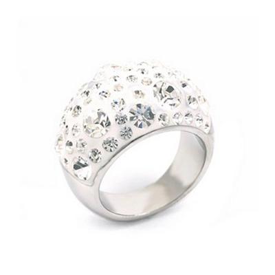 Серебряное кольцо  MYS1603