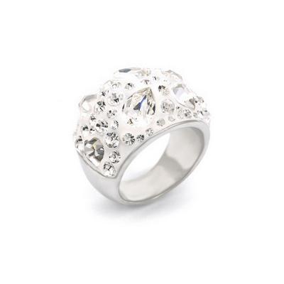Серебряное кольцо  MYS1703
