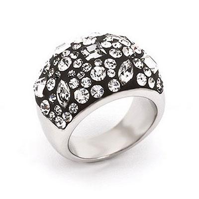 Серебряное кольцо  MYS1800