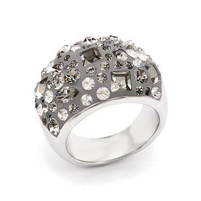 Серебряное кольцо  MYS1802