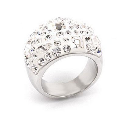 Серебряное кольцо  MYS1803
