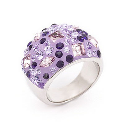Серебряное кольцо  MYS1811