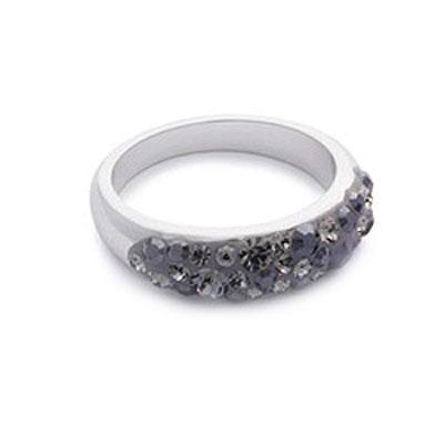 Серебряное кольцо  MYS2602B