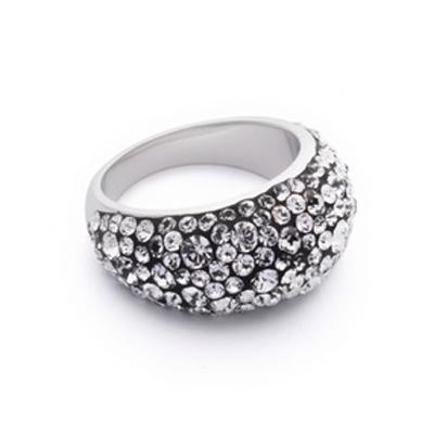 Серебряное кольцо  MYS2700