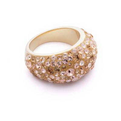 Серебряное кольцо  MYS2705