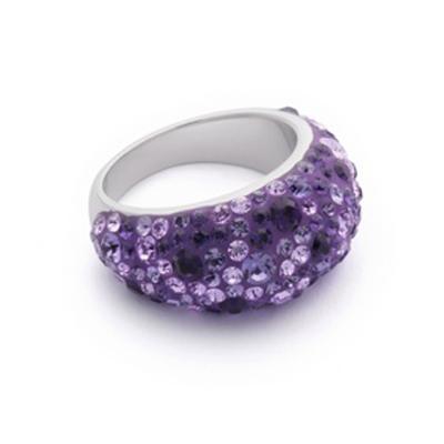 Серебряное кольцо  MYS2711