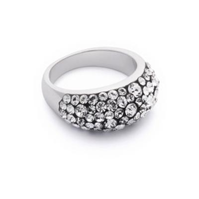 Серебряное кольцо  MYS2800