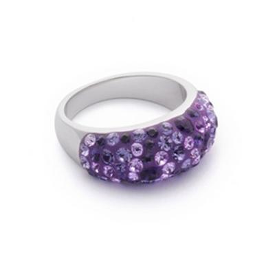 Серебряное кольцо  MYS2811