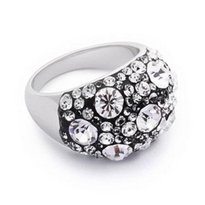 Серебряное кольцо  MYS2900