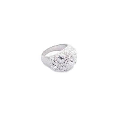 Серебряное кольцо  MYS2903