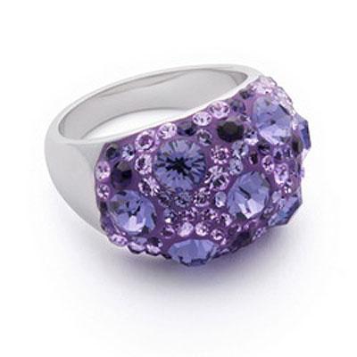 Серебряное кольцо  MYS2911