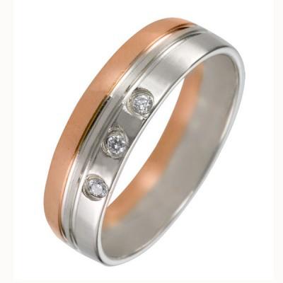 Серебряное кольцо  511304-1
