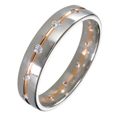 Серебряное кольцо  511879-1br