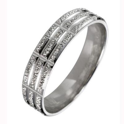 Серебряное кольцо  550832-B