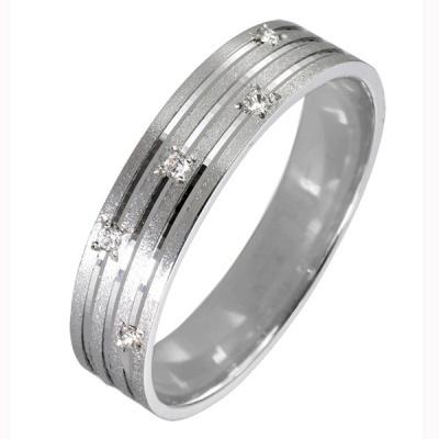 Серебряное кольцо  550851-B